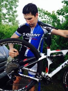 last minute mountain bike fixes