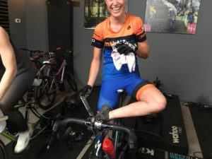 Kristine contento-angell 2018 tearing off the pedals